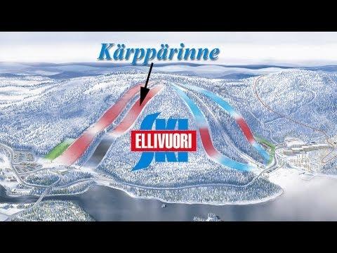 Rinteet Ellivuori Ski Center