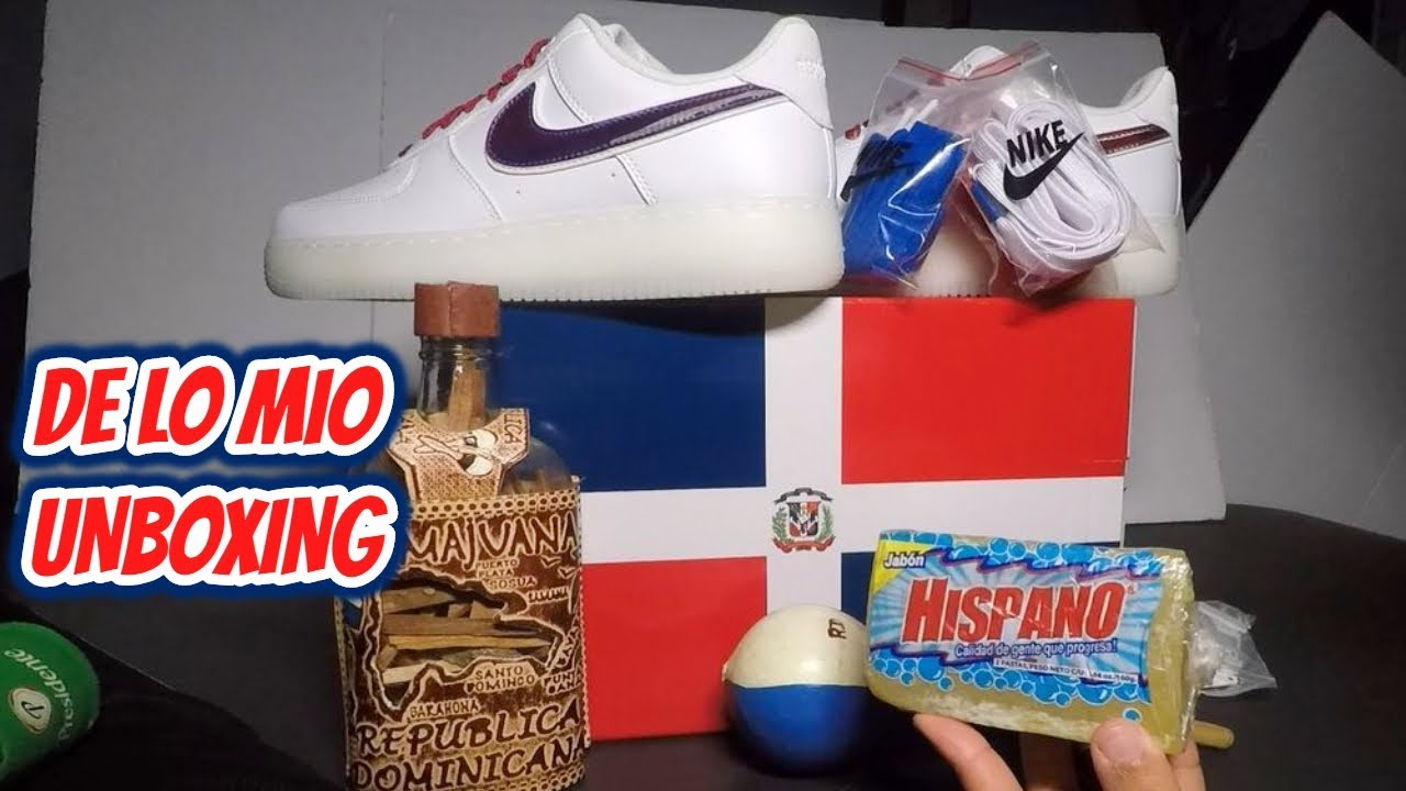 Nike Air Force 1 Low Dominican De Lo Mio Info |