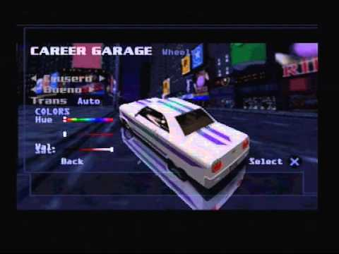 Lets Play Midnight Club Street Racing Part 1