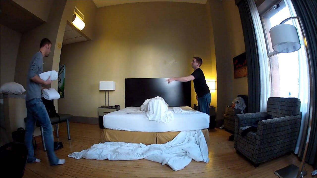 Dead Body Prank Set Up Cleveland Ohio using GoPro Cameras
