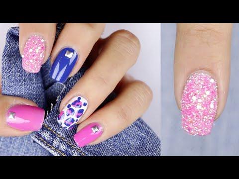 nailart primavera estate 2015 youtube