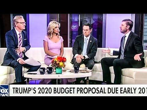 Eric Trump Proves He's WAY Too Dumb To Discuss The Deficit