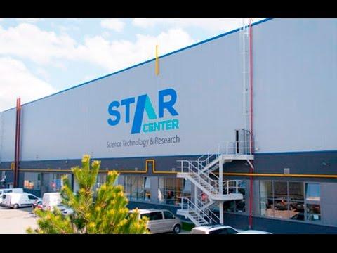 STAR Center (New Alliance Science, Technology & Research Center) in Příbor, Czech Republic