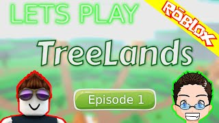 Roblox-Lets Play TreeLands-EP 1