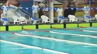 Чемпионат и Первенство ЦФО России по плаванию, февраль 2015 Обнинск (2-3 день)