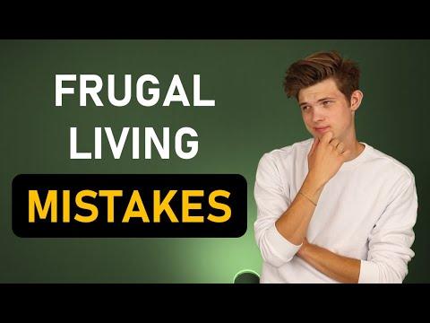 5 Frugal Living