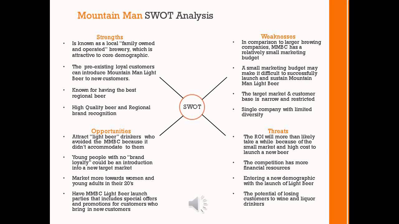 mountain man brewing company case study essay Below is an essay on mountain man from anti essays, your source for research papers, essays, and term paper examples mountain man brewing company case study analysis.