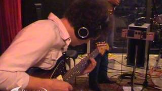 "Vetiver performing ""Can't You Tell"" on KCRW"