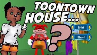 ToonTown House...