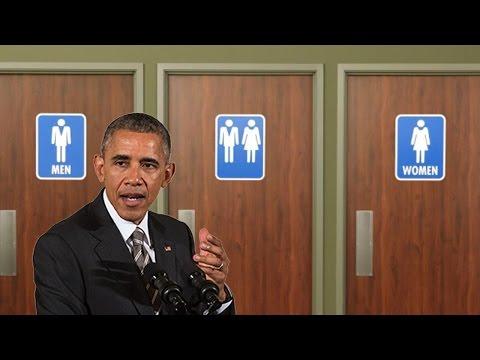 Obama On Transgender Bathroom Debate