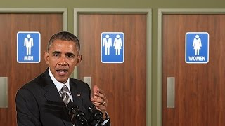 Obama On Transgender Bathroom Debate