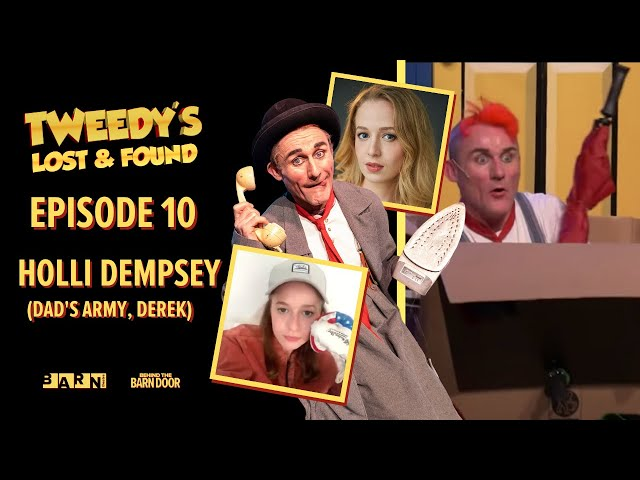 Tweedy's Lost & Found Episode 10 with Holli Dempsey | Clown | Children's Theatre