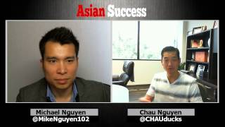 Asian Success Magazine - Interview with Chau Nguyen @CampusSpecial