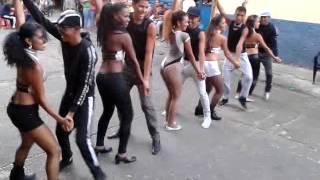 Rumenan Potoruto coreografía - Don Juan Fanny lu ft. Chino y Nacho