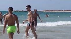 Gay Beach Tel Aviv Hilton Hotel