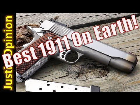 The Greatest 1911 Ever Made
