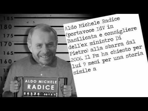 I Candidati di Antonio di Pietro