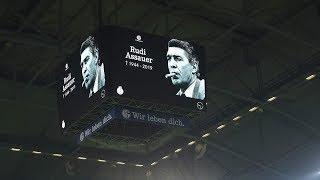 Schalke erinnert an Rudi Assauer