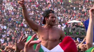 Martin Solveig @ Tomorrowland 2012 ft. Beasty Boys [Intergalactic] & No Beef - 28/7/2012
