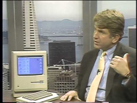 Prof. Bob Metcalfe Talking LANs in 1985