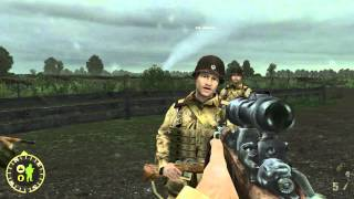 Brothers in Arms: Earned In Blood Playthrough Part 4