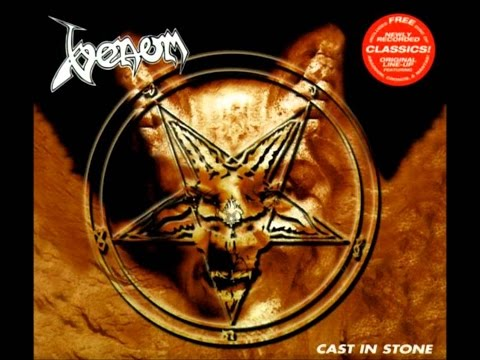 VENOM - Cast In Stone (Expanded Edition) [Full Album + Bonus cd] HQ thumb