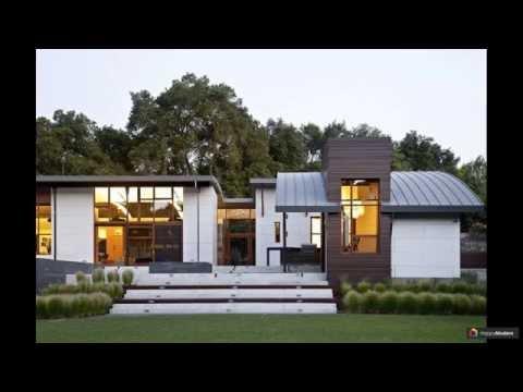 Крыши частных домов: