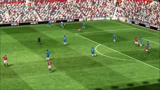 FIFA 11 - Manchester United vs Chelsea [Premier League Next Sunday 5/08/11]