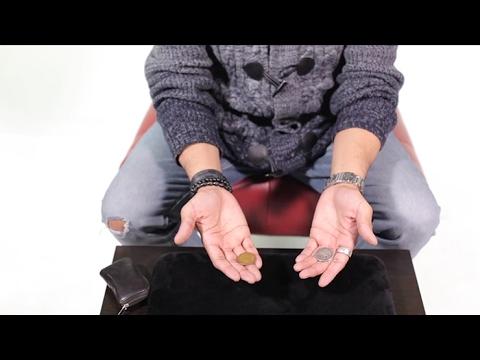 Xchange Eric Jones and Tango Magic - Coin Magic Trick - Magicland.se