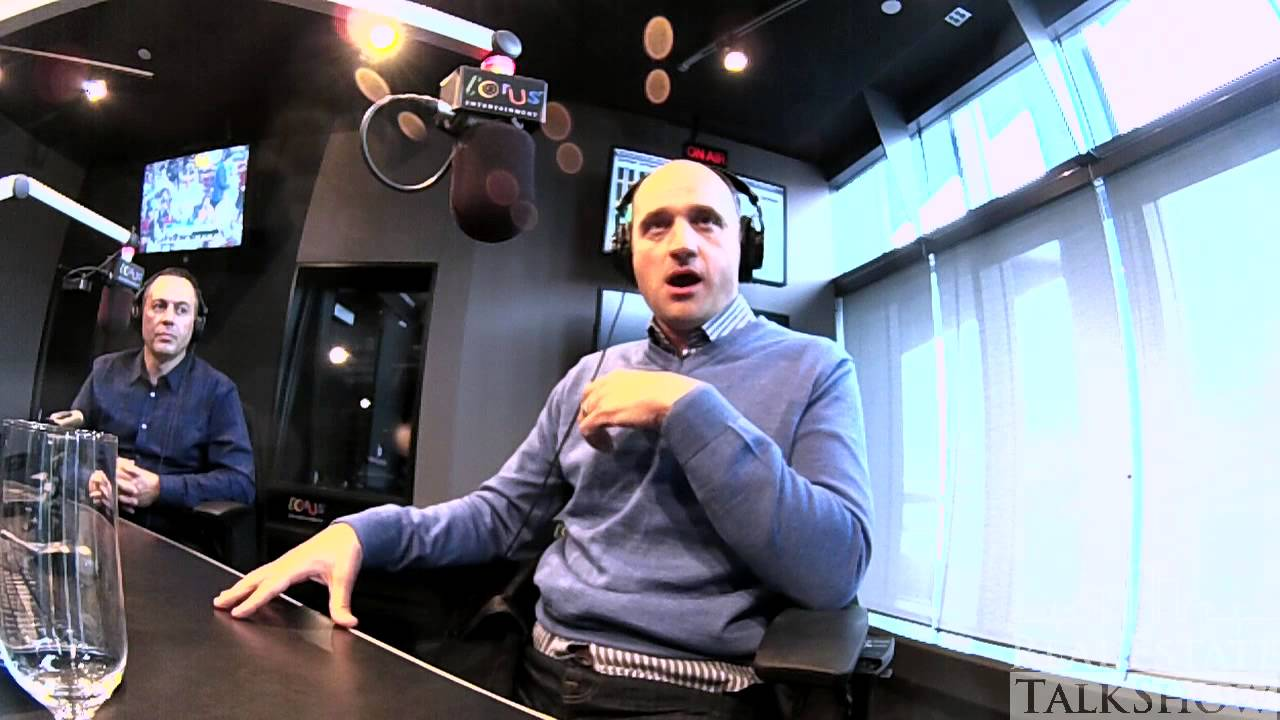 David Visentin From Love It Or List It Joins The Real Estate Talk Show Youtube