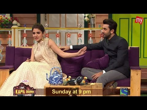 Ae Dil Hai Mushkil star cast at The Kapil...