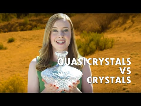 Quasicrystals Vs Crystals