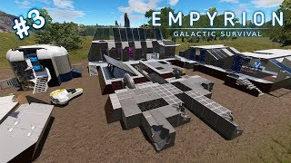 RESTORING THE FARM | Empyrion Galactic Survival | Alpha 9.4 | Part 3