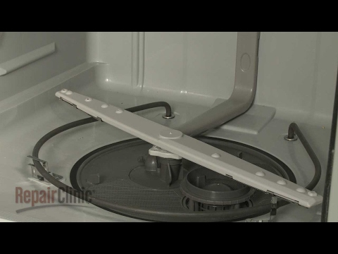 Lower Wash Arm - Whirlpool Dishwasher Repair