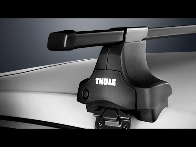 thule traverse foot pack installation