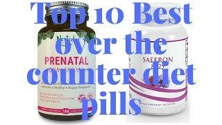 Top 10 Best over the counter diet pills
