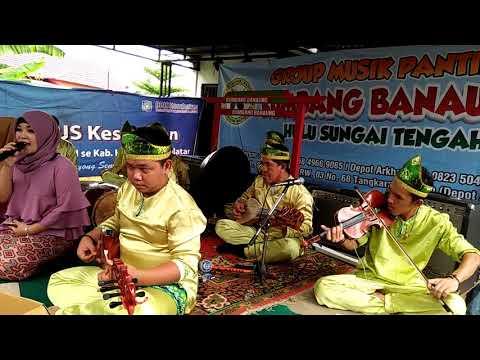 janji A. Rafiq-Grup Musik Panting Kumbang Banaung Barabai HST