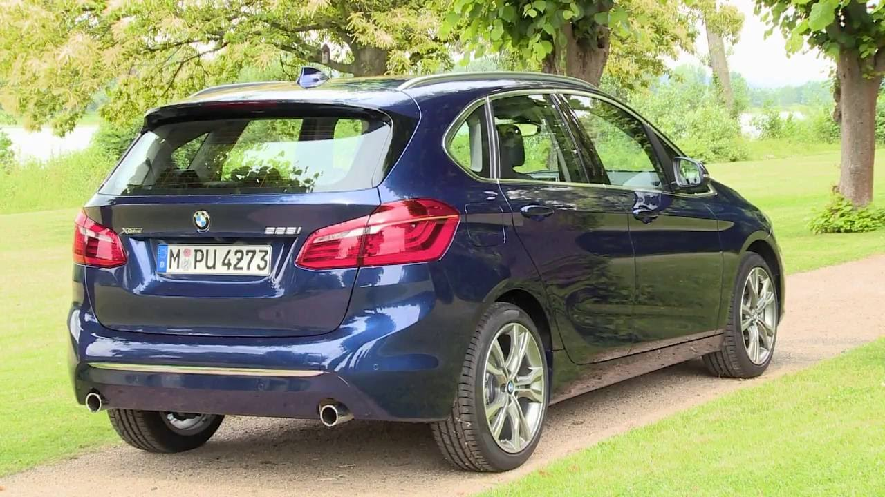 bmw 2er active tourer youtube. Black Bedroom Furniture Sets. Home Design Ideas