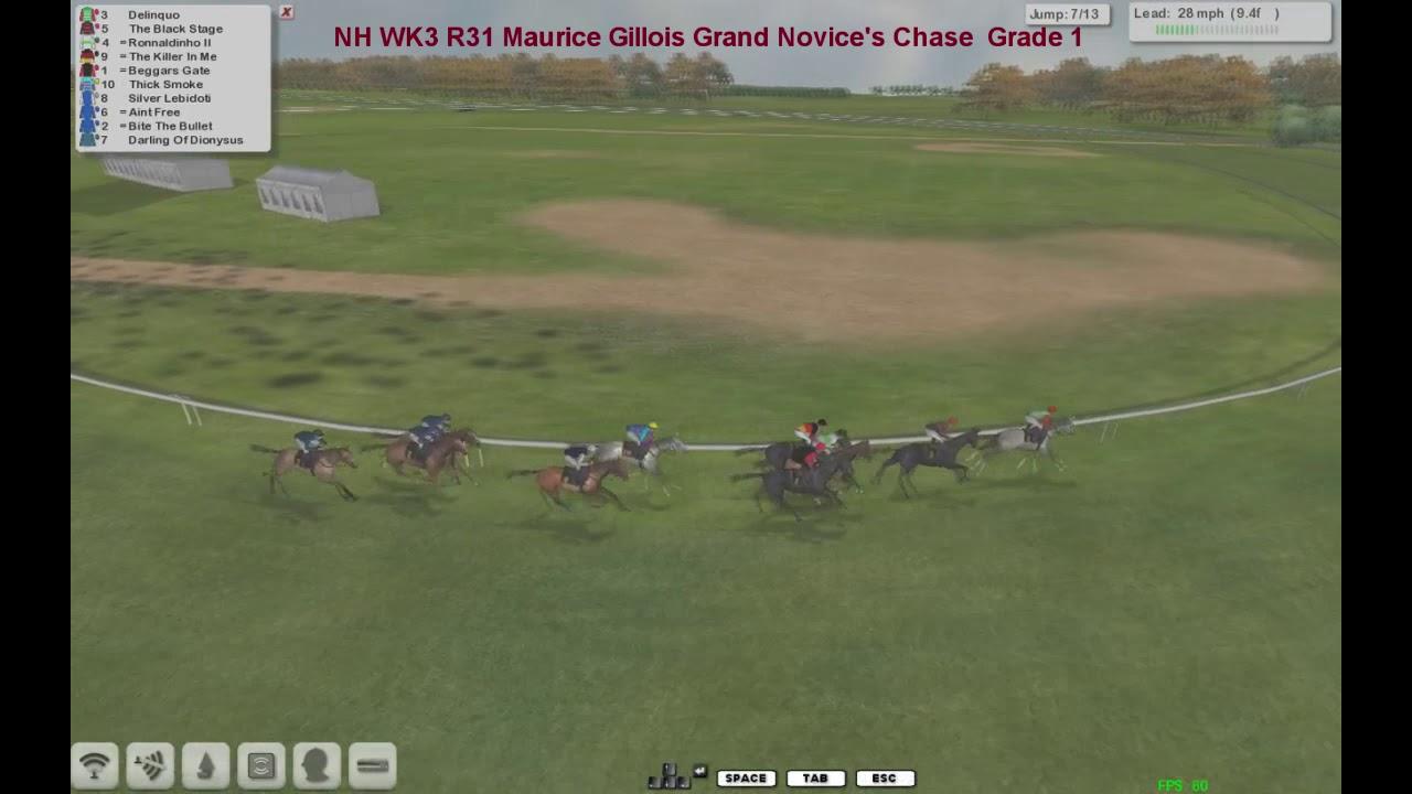 NH WK3 R31 Maurice Gillois Grand Novice's Chase Grade 1