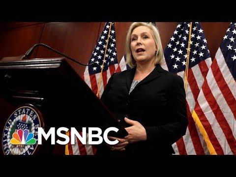 Will President Donald Trump Comments To Senator Kirsten Gillibrand Backfire? | MSNBC