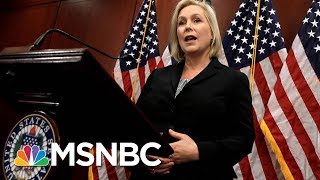 Will President Donald Trump Comments To Senator Kirsten Gillibrand Backfire? | MSNBC