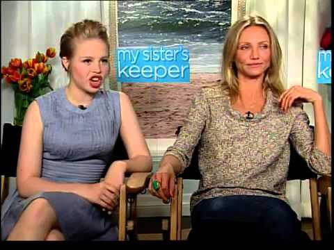 Cameron Diaz Abigail Breslin Sofia Vassilieva  for My Sisters Keeper 2016