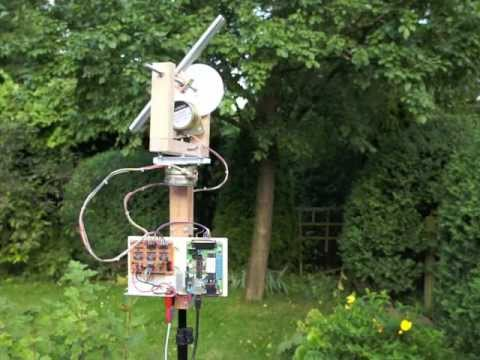 Apologise, amateur radio satellite tracking antenna