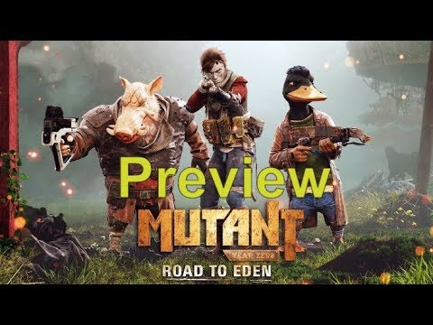 Mutant Year Zero: Road to Eden Preview and Gameplay Discussion