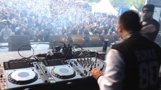 DJ Irwan & Phatt @ Bevrijdingsfestival Rotterdam 2015 | Turn Down For What?!