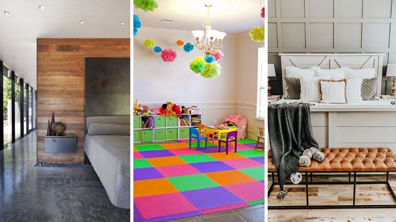 10 Bedroom Flooring Makeover Ideas