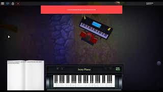 Katharsis - Tokyo Ghoul:re by: TK on a ROBLOX piano.
