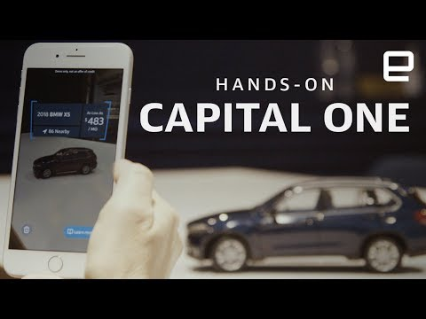 Capital One Next-Gen Banking hands-on