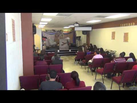 Evang. Nanichy Rivera Tema: YO te Entiendo, Iglesia La Nueva Jerun Baton ...
