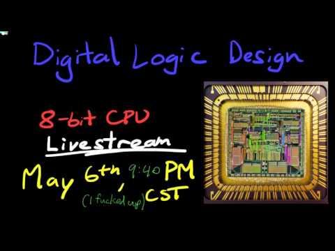 CPU Design Digital Logic - Stream 2